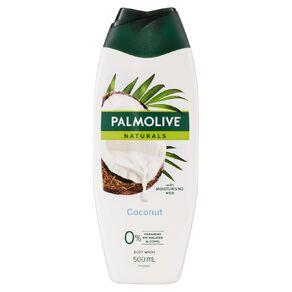 Palmolive Naturals Coconut & Milk 500ml Shower Gel 500ml