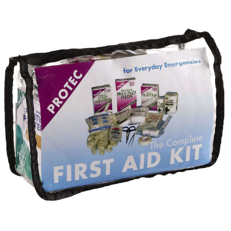Protec Complete First Aid Kit, , hi-res