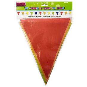 Unique Rainbow Flag Banner 10M