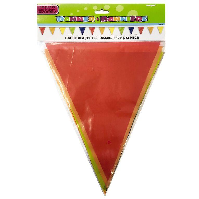 Unique Rainbow Flag Banner 10M, , hi-res