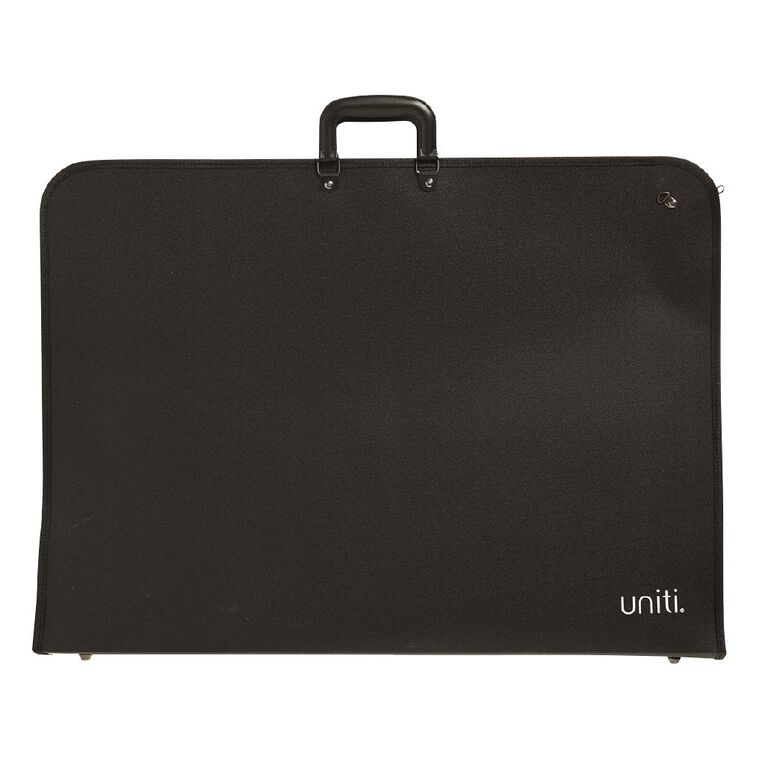 Uniti Art Case With Strap Black A2, , hi-res