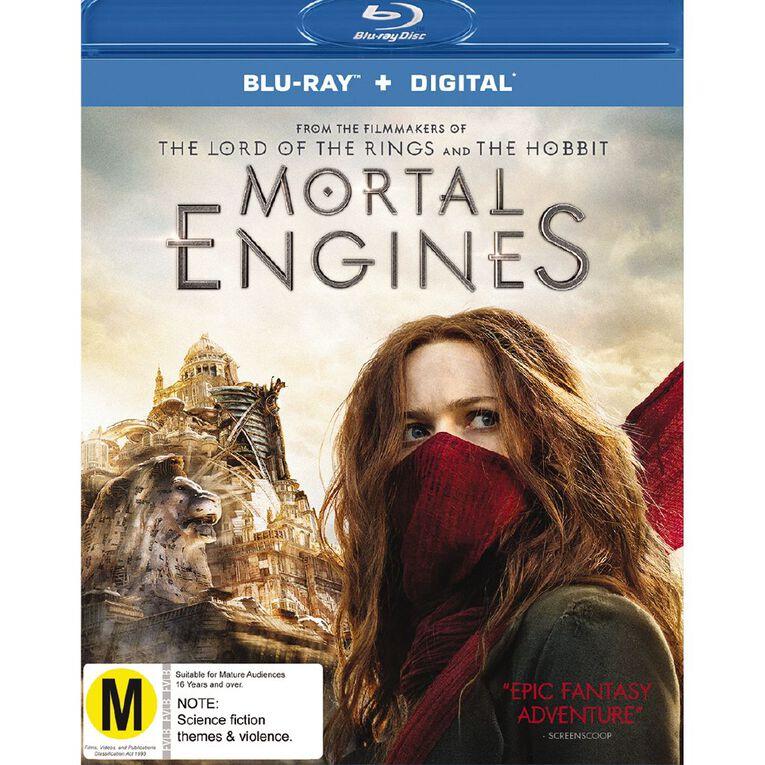Mortal Engines Blu-ray 1Disc, , hi-res