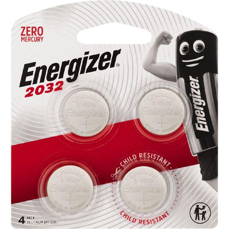 Energizer Lithium Coin Battery 2032 3V, , hi-res