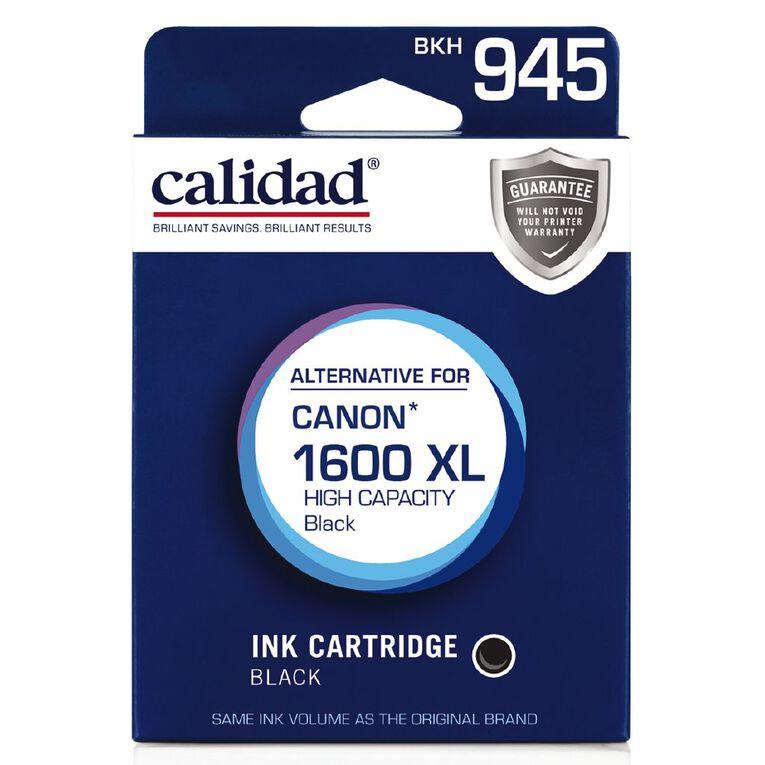 Calidad Canon PGI-1600XL Black, , hi-res image number null