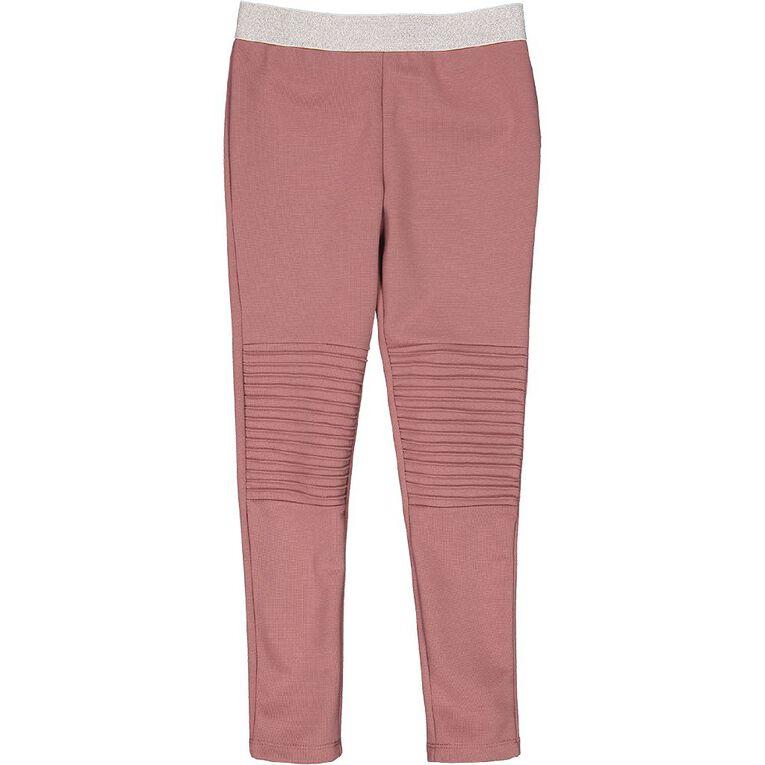 Young Original Moto Ponti Pants, Pink Dark, hi-res