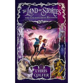 Land of Stories #2 The Enchantress Returns by Chris Colfer