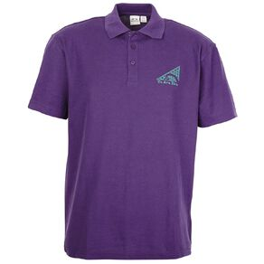 Schooltex TKKM O Te Ara Hou Napier Short Sleeve Polo with Embroidery
