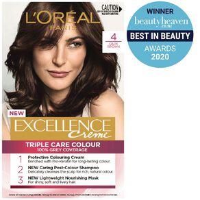 L'Oreal Paris Excellence Creme Dark Brown 4