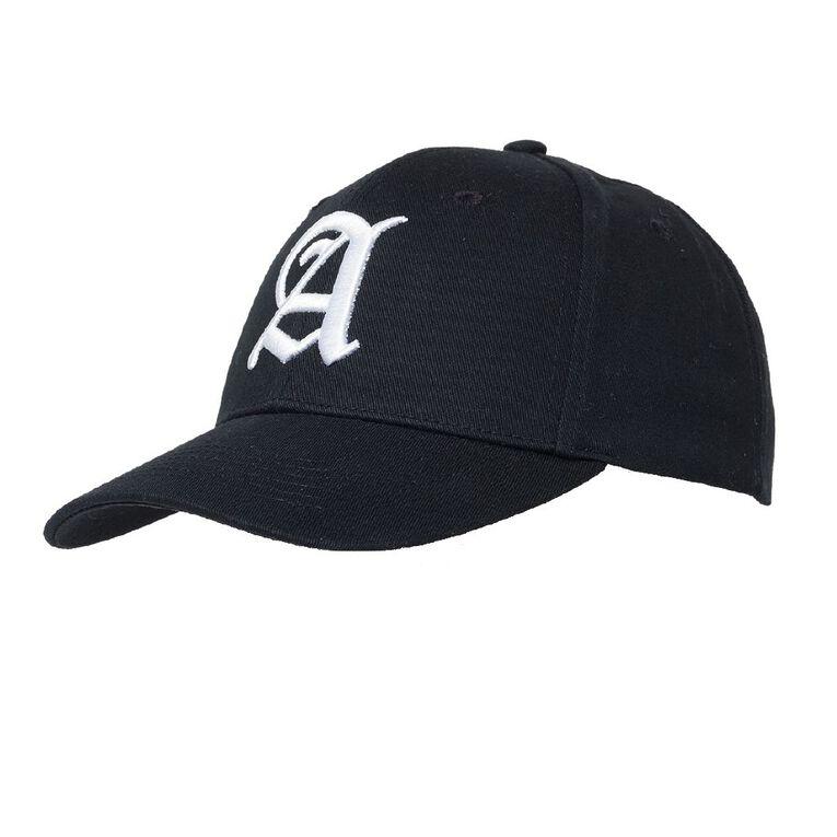 H&H Women's Baseball Cap, Black, hi-res