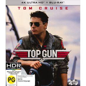 Top Gun 4K Blu-ray 2Disc