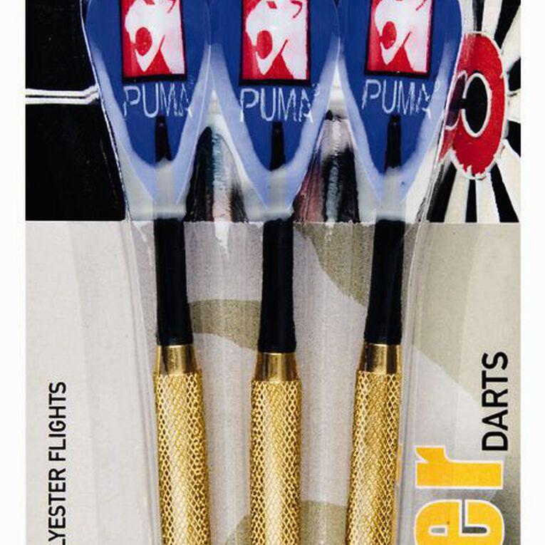 Puma Darts Laser Dart Set Assorted Colours Assorted, , hi-res