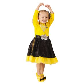 Wiggles Emma Deluxe Costume - Size Toddler