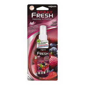 Aromate 4-in-1 Deodorizing Spray Wild Berry