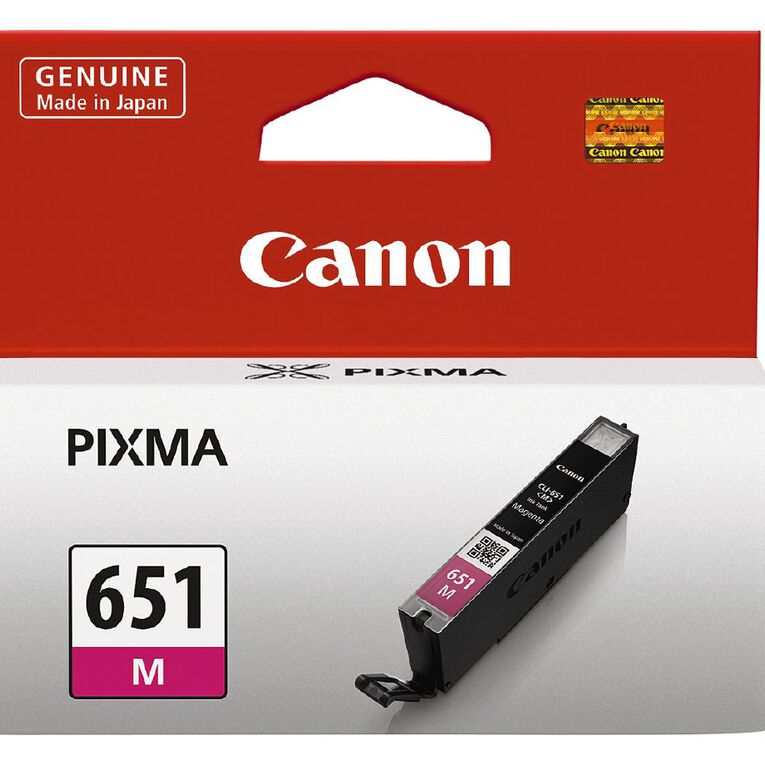 Canon Ink CLI651 Magenta (330 Pages), , hi-res