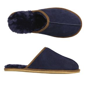 H&H Richie Suede Slippers