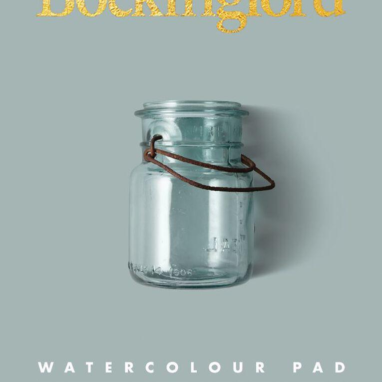 Bockingford Watercolour Pad 200gsm A5, , hi-res