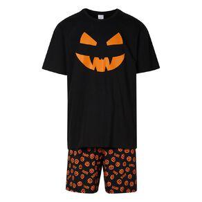 H&H Men's Short Sleeves Pyjamas Set