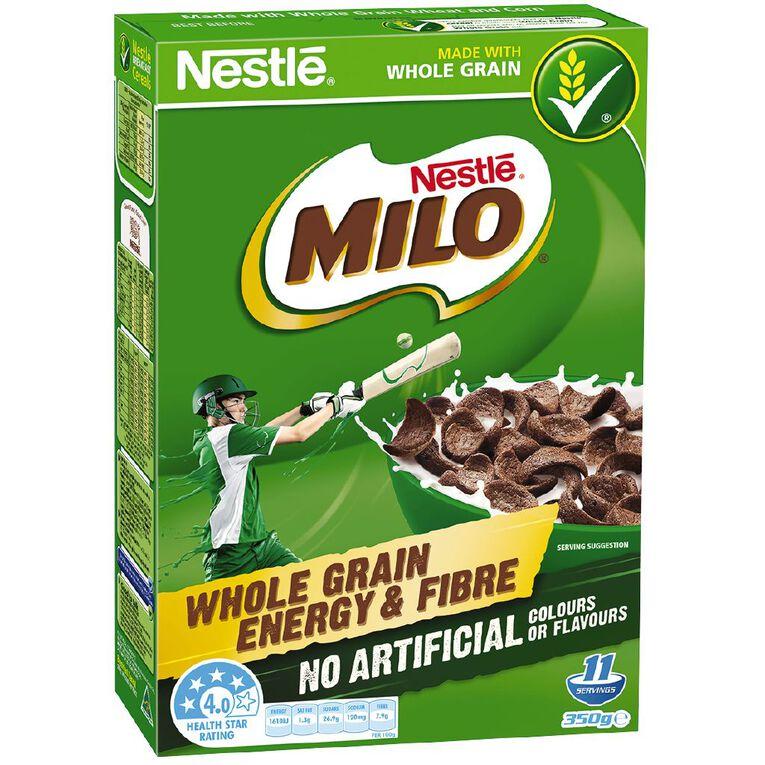 Nestle Milo Cereal 350g, , hi-res