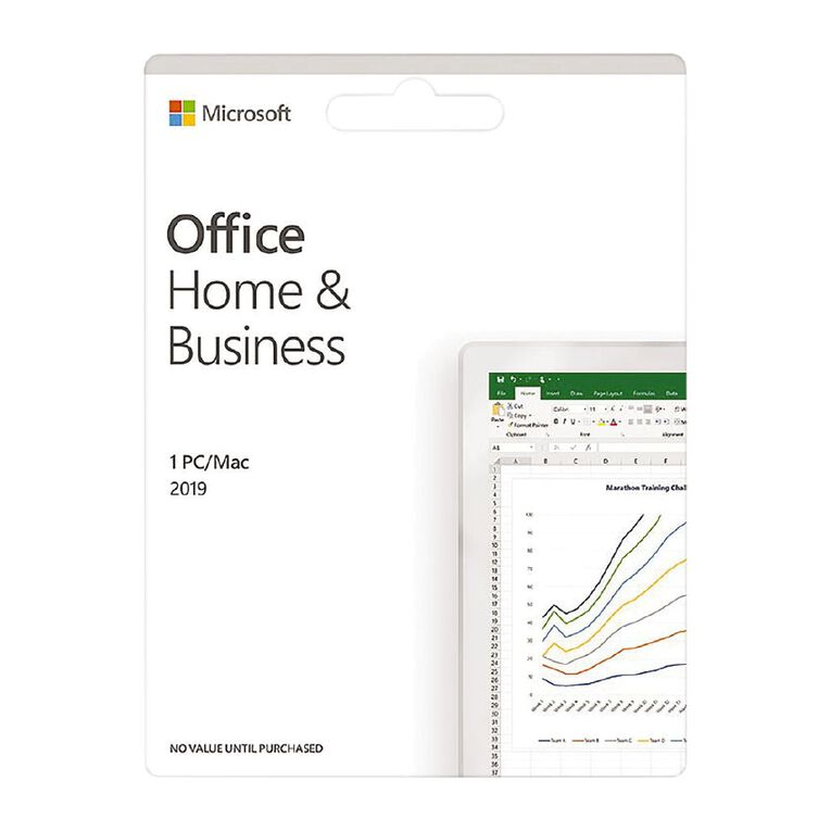Microsoft Office - Home & Business 2019, , hi-res