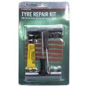 Autohaus Tyre Repair Kit 8 Pack