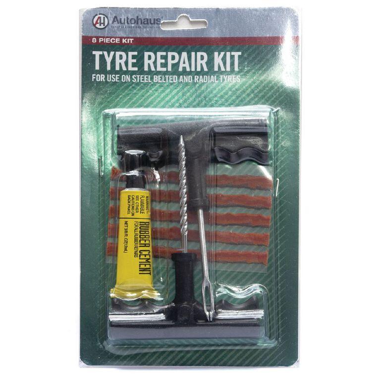 Autohaus Tyre Repair Kit 8 Pack, , hi-res