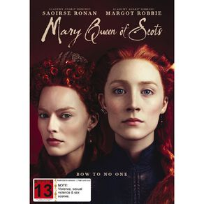 Mary Queen Of Scots DVD 1Disc