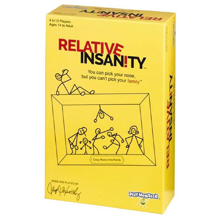Relative Insanity, , hi-res