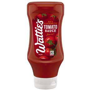Wattie's Tomato Sauce Upside Down 560g