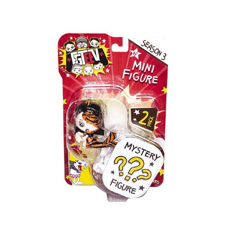 FGTeeV 6cm Figures 2pack, , hi-res