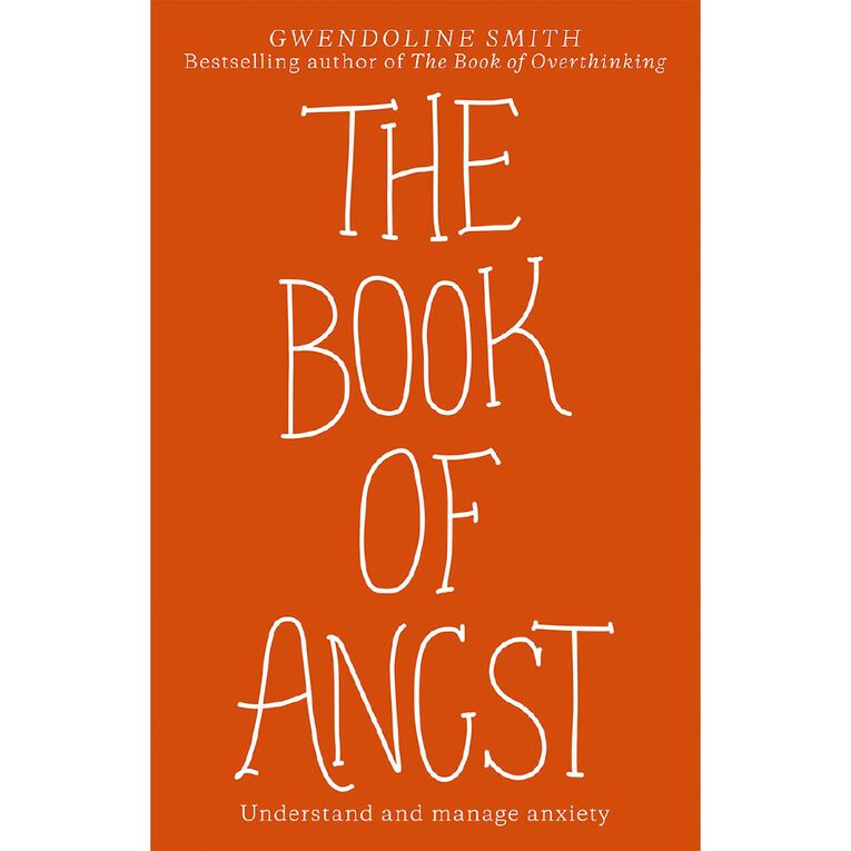 The Book of Angst by Gwendoline Smith, , hi-res image number null