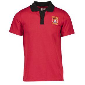 Schooltex Bream Bay Short Sleeve Polo