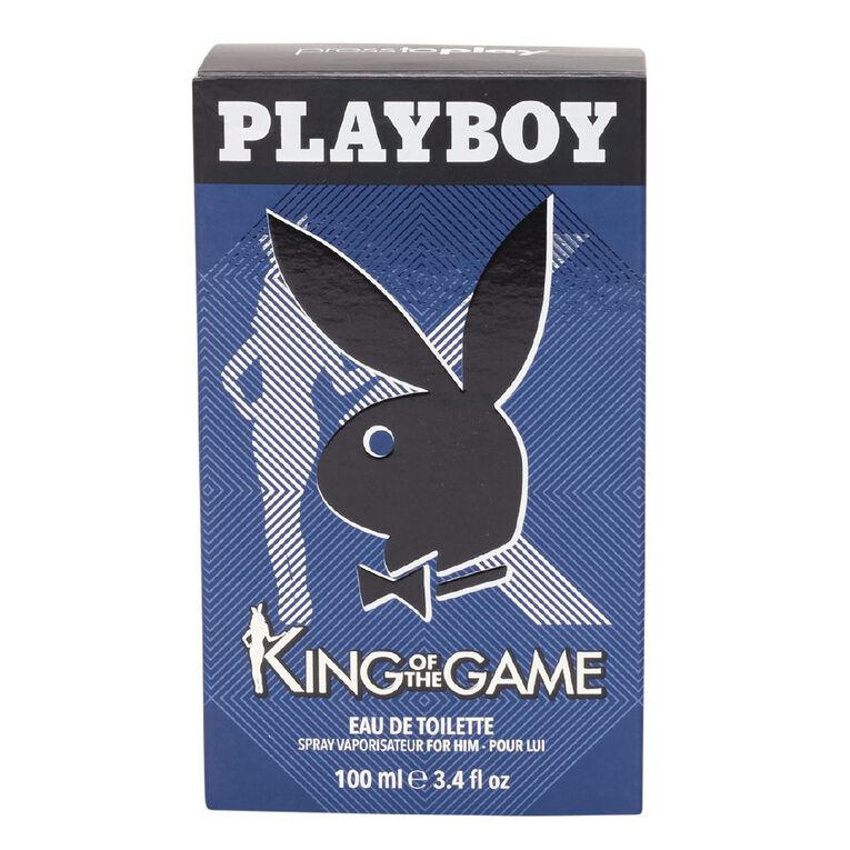 Playboy King of the Game EDT 100ml, , hi-res image number null