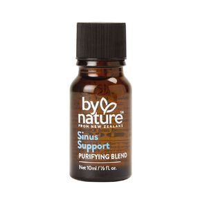 By Nature Sinus Support Blend Essential Oil 10ml