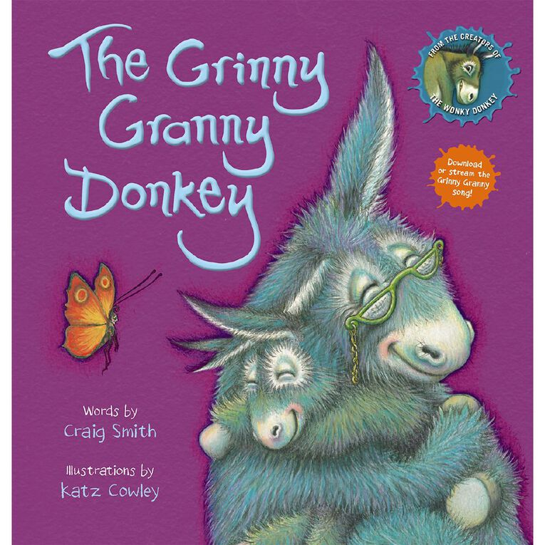The Grinny Granny Donkey by Craig Smith, , hi-res image number null