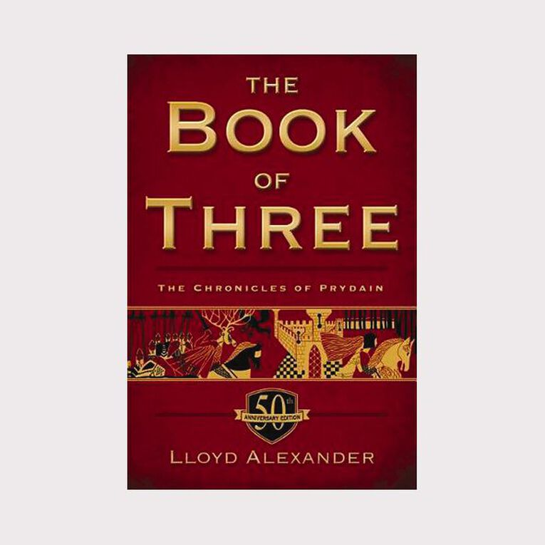 The Book of Three: 50th Anniversary Edition, , hi-res