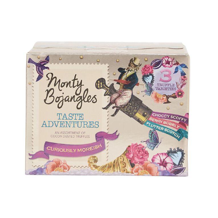 Monty Bojangles Taste Adventure Cocoa Dusted Truffles 135g, , hi-res