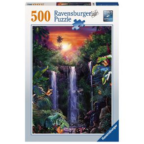 Ravensburger Magical waterfall 500 Piece Puzzle