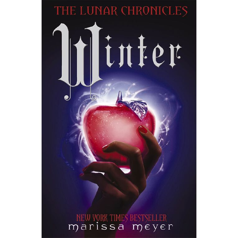 Lunar Chronicles #4 Winter by Marissa Meyer, , hi-res