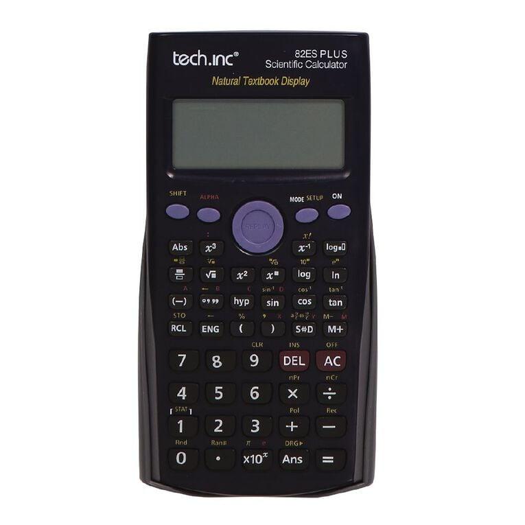 Tech.Inc 82ES Plus Scientific Calculator, , hi-res
