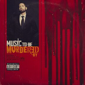 Music To Be Murdered By CD by Eminem 1Disc