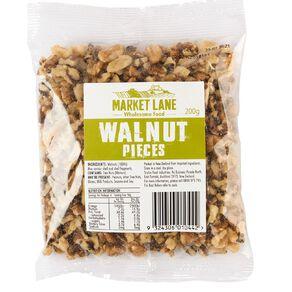 Market Lane Walnut Pieces 200g