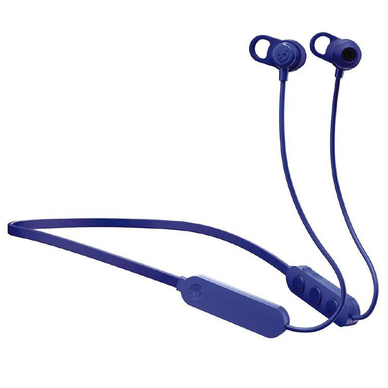 Skullcandy JIB+ Wireless Earbuds Blue, , hi-res