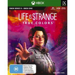 Xbox Series X Life is Strange True Colours