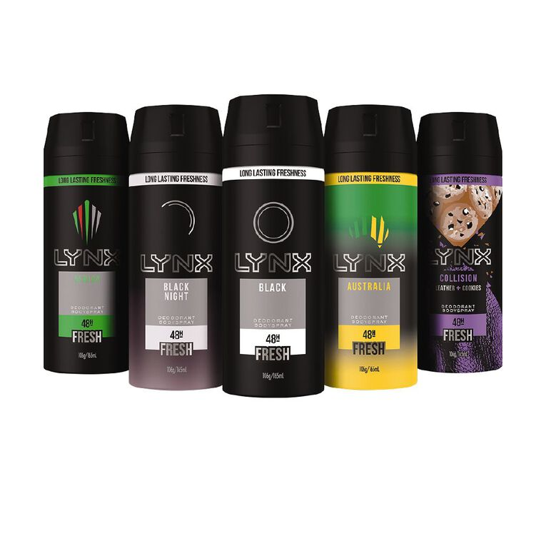 Lynx 5pc Collection Giftset, , hi-res