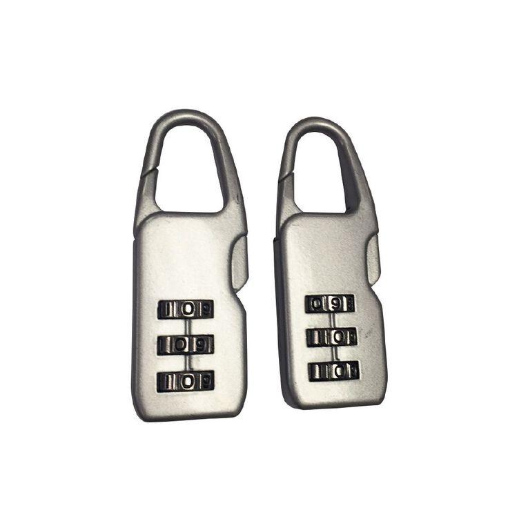 Samson Luggage Lock 2 Pack, , hi-res