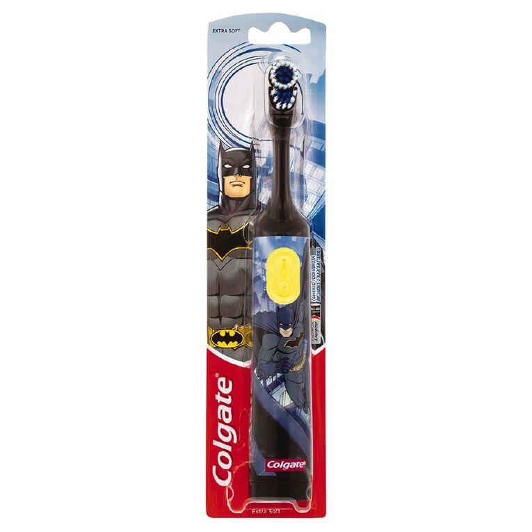 Colgate Power Toothbrush Batman or Barbie Assorted, , hi-res
