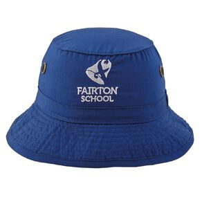 Schooltex Fairton School Bucket Hat with Embroidery
