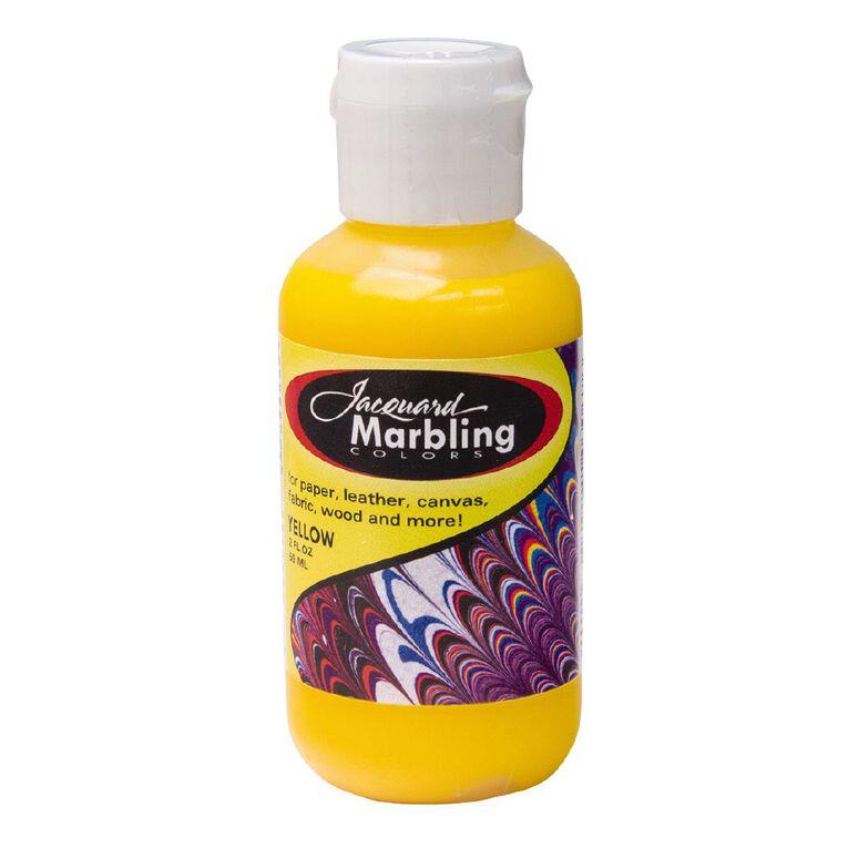 Jacquard Marbling 59.15ml Yellow, , hi-res image number null