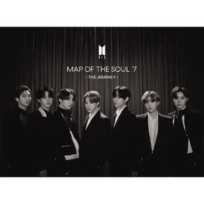 Map Of The Soul 7 The Journey Ltd C CD/Book by BTS 1Disc