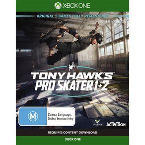 XboxOne Tony Hawk Pro Skater 1 & 2 XB1
